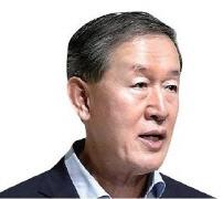 """[보아오포럼]허창수 전경련 회장 """"韓中 지혜 모아 자유무역 수호하자"""""""