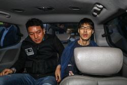 PC방 살해사건 피의자 김성수 검찰 송치