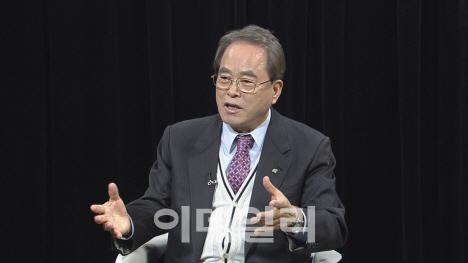 """[이데일리초대석]초록우산 어린이재단 이제훈회장 """"어린이는 우리의 미래"""""""
