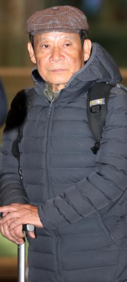 [포토] 윤장현 전 시장 귀국