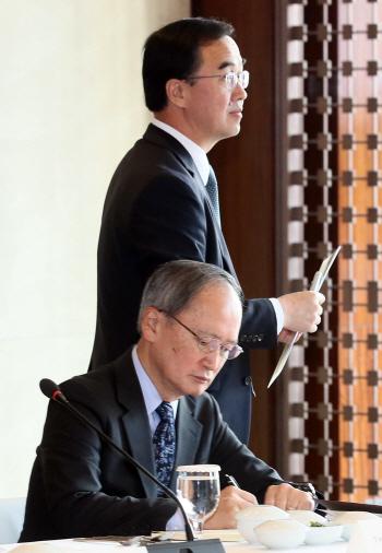 주요국 주한공관대사 대상 정책설명회