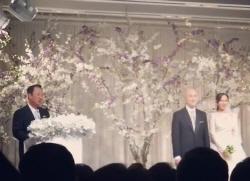 """조수애 시아버지 박용만 회장 """"아들, 머리는 안 물려줬다고..."""""""