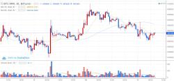 `기술적 등락` 반복하는 암호화폐…비트코인 390만원 버티기