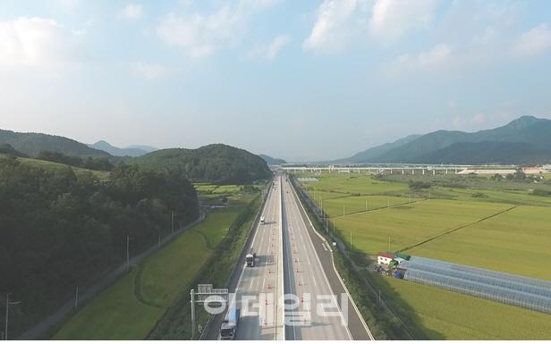 경부고속도로 '언양-영천' 구간 12일 오후 6시 확장 개통