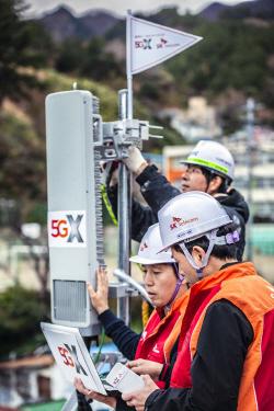 5G 기대감에 통신株 연말·연초 랠리 가능성 '쑥'
