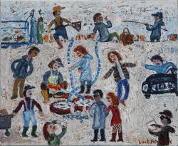 [e갤러리] '생계형 작가'에게 '부산'이란…한재용 '미포풍경'