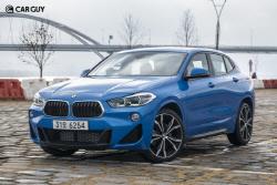 날쌘돌이 쿠페형 SUV BMW X2..턱없이 비싼 가격