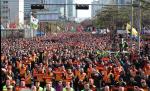 """택시업계, 20일 10만명 집회 강행…""""국회·서강대교 에워쌀 것"""""""