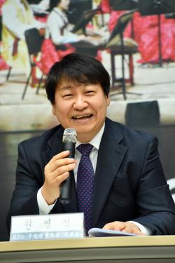 """원영석 """"방탄소년단 삼고무 보고 '이거다!' 싶었죠"""""""