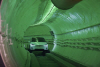 베일 벗은 머스크의 LA지하터널…최고 시속 64km에 승차감 불만