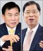 '48년 지기' 허수영·박진수의 동반퇴진