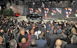 베일 벗은 기아차 대형 SUV '텔루라이드'