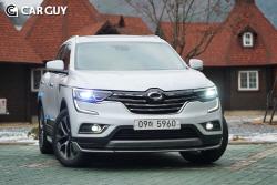 차도남이 선택한 SUV QM6 가솔린..돋보인 기본기+가...