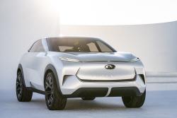 인피니티, 순수 전기 SUV 컨셉트카 'QX 인스퍼레이션' 선봬