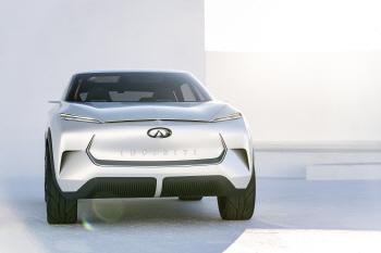 인피니티, SUV 컨셉트카 'QX 인스퍼레이션'