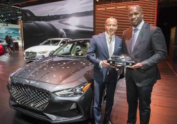 '북미 올해의 차' 2관왕 현대차..美시장 판매 회복 기대감