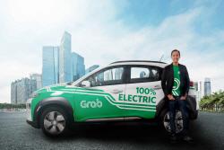 현대차-그랩, 싱가포르서 전기차 활용 공유경제 서비스 시작...
