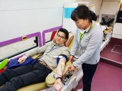 현대로템, '사랑의 헌혈' 캠페인..5년간 임직원 1...
