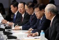 경제부총리-경제단체장 가나담회