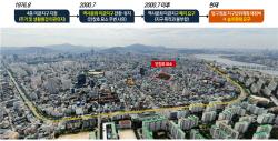압구정로 일대 등 서울 시가지 주변 건축 규제 대폭 완화