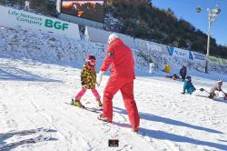 평창 동계올림픽 수호랑 반다비가 반기는 평창스키여행