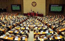 20대 국회 본회의 '개근', 민주당서 15명…출석률 50%대 의원도