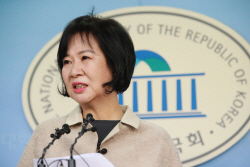 [포토]손혜원, '목포 투기의혹 사실이면 의원직 사퇴'