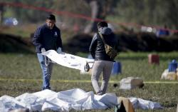 멕시코 송유관 폭발사고