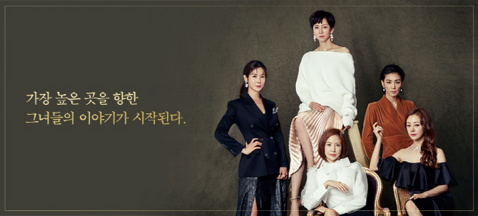 [Fashion&English] Sky 캐슬의 후드 티