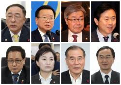 文정부 2년차 통일·국토부 '우수' 고용·환경부 '낙제점'