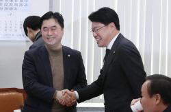 """김종민 """"민주당 선거제안 현실성 없다? 개혁하지 말자는 것"""""""