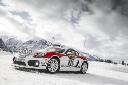 포르쉐 '718 카이맨 GT4 클럽스포츠'로 랠리 복귀계획