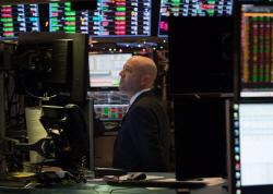 美中무역협상 '파열음'에..3대 지수, 1%대 하락