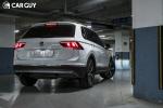 [시승기]SUV의 기본 티구안..디젤 빼곤 군더더기 없다