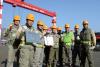 STX조선해양 STX조선해양 사내협력사 원엔지니어링, 조선업계 최초 ISO 45001 인증 취득