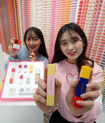 이마트, 색조 화장품 브랜드 '스톤브릭' 론칭