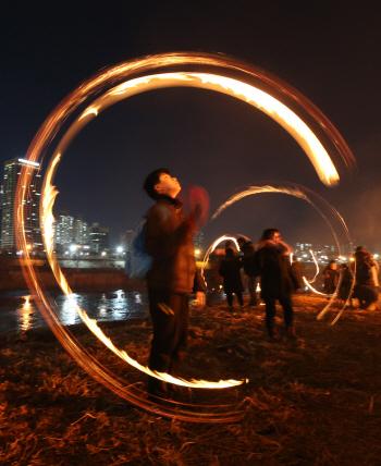 영등포구, 정월대보름 민속놀이 축제
