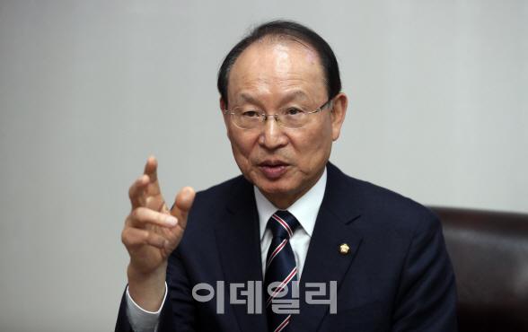 """[인터뷰]최운열 """"증권거래세 내년부터 폐지..펀드도 포함"""""""