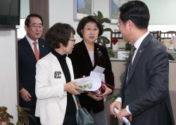 [포토]'5·18 망언' 국회 윤리특위 의원 징계안 합의 불발