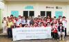 BC카드, 기아대책과 필리핀 타클로반서 무료급식 지원