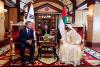 UAE 왕세제, 26·27일 공식 방한…文대통령과 정상회담