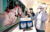 [MWC]LG유플러스, 야구 '홈 밀착 영상' 등 5G 스포츠 중계 전시