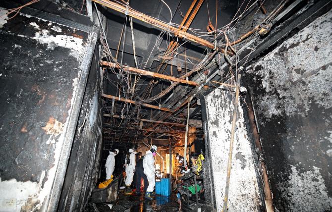 [퇴근길 한줄 뉴스] 이번엔 목욕탕… 또 다중이용시설 화재