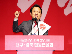 """김진태, """"오세훈 보면 홍준표 생각나""""…왜?"""
