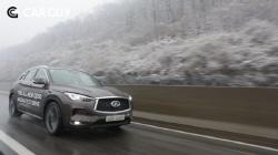 인피니티 SUV QX50..황홀한 럭셔리 실내를 만나다