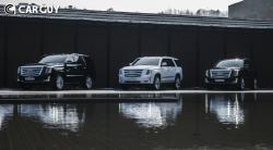 팰리와 다른 급차이..진짜 대형 SUV 캐딜락 에스컬레이드...