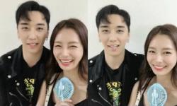 """배우 송다은 """"몽키뮤지엄 오픈 때 도와줬을 뿐"""""""