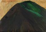 [e갤러리] 축축한, 그가 산을 그리는 방식…문규화 '영월'