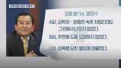 """김학의 `특수강간 무혐의` """"속옷 차림인데 안 피했다"""""""
