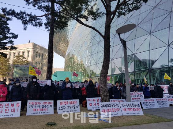[단독]세운 재개발 점입가경…'토지주 동의서' 요구한 서울시